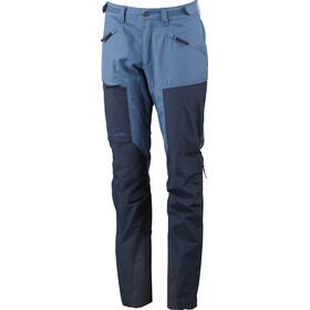 Lundhags Antjah II Pantaloni lunghi Donna blu